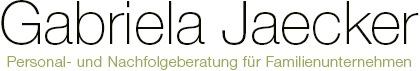 Gabriela Jaecker GmbH Logo